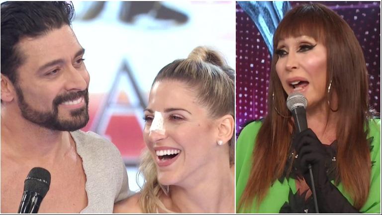La devolución hot a Hernán Piquín y Macarena Rinaldi tras su performance en ShowMatch