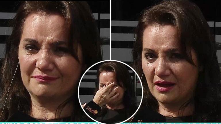 El llanto de Nancy Pazos en El Tratamiento de la TV