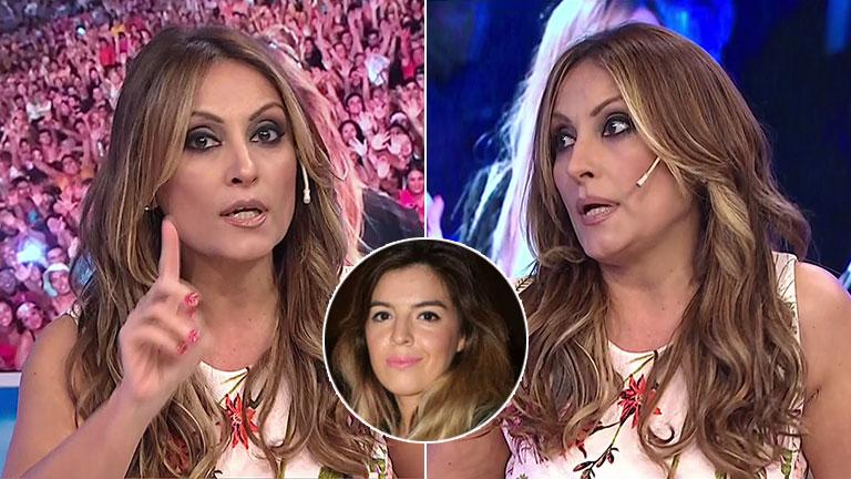 Fuerte respuesta de Marcela Tauro a Dalma Maradona