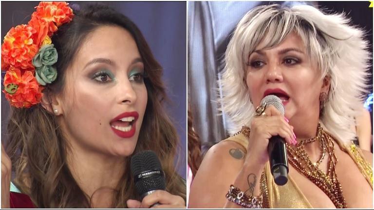 Nuevo round entre Gladys La Bomba Tucumana y Lourdes Sánchez en ShowMatch