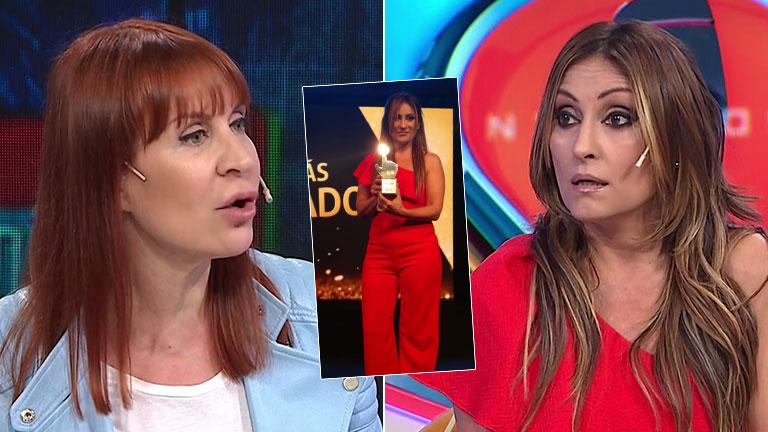 Picante cruce de Marcela Tauro con Matilda Blanco tras recibir una dura crítica por su look