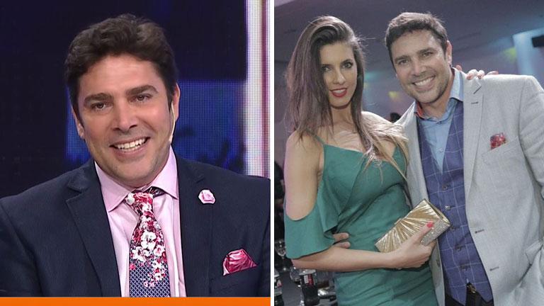 Matías Alé nació el amor con Tamara Bella