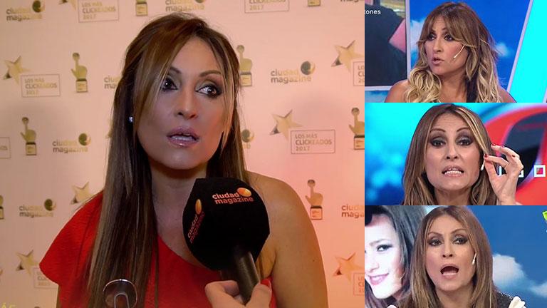 Marcela Tauro, íntima en Los Más Clickeados 2017