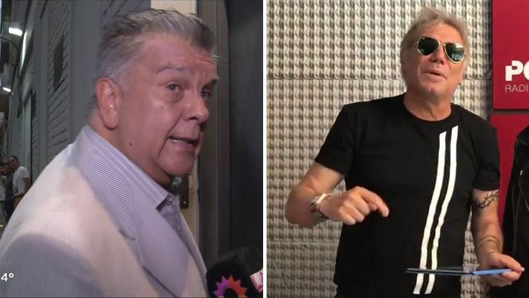 Luis Ventura volvió a la carga contra Beto Casella