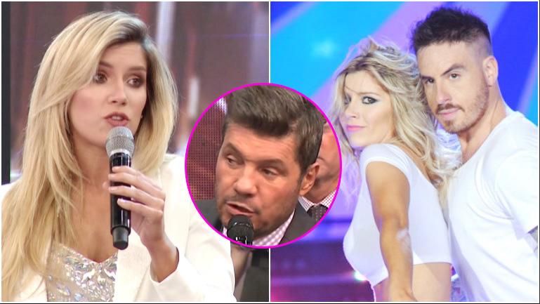La respuesta de Laurita Fernández cuando Tinelli le preguntó si le gustaría casarse con Fede Bal