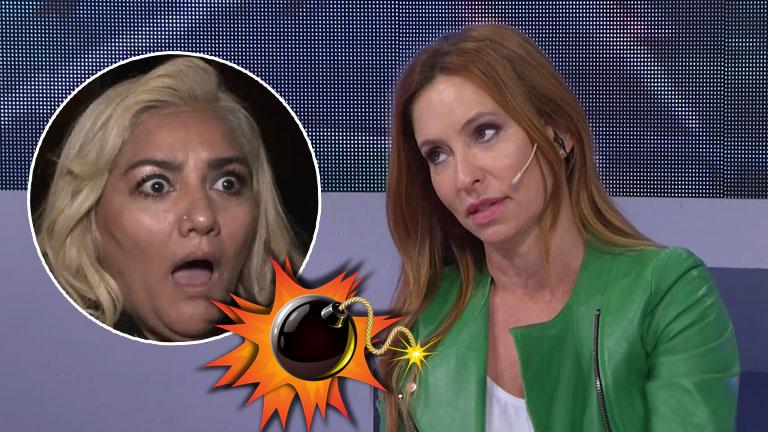 Analía Franchín, furiosa con La Bomba Tucumana
