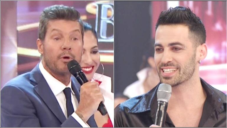 La pícara crítica de Marcelo Tinelli a Mauro Caiazza sobre su fama de galán