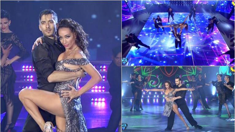 Mora Godoy abrió el tango en Bailando 2017