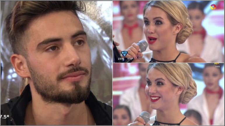 Flor Vigna se quebró en vivo en ShowMatch:
