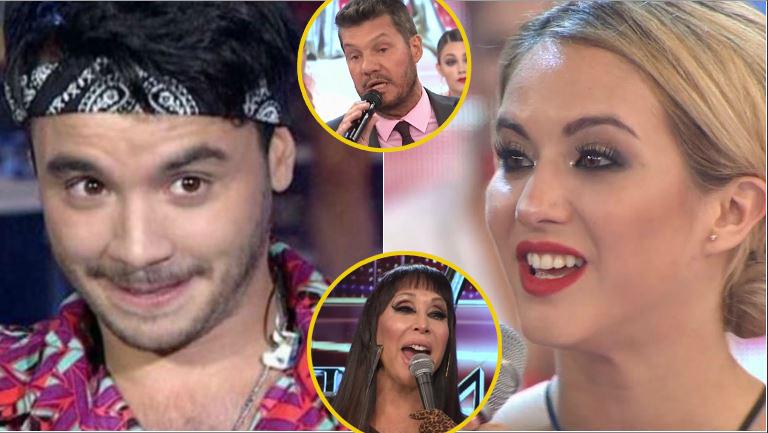 Tinelli contó que Agustín Casanova renunció al Bailando: