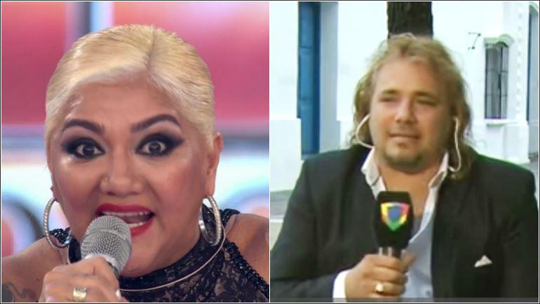 Gladys La Bomba Tucumana, furiosa con su exnovio: