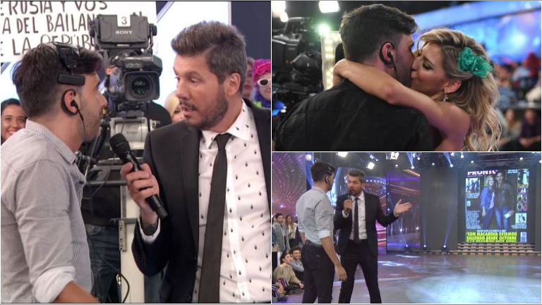 Federico Hoppe habló en ShowMatch de su tapa con Macarena Rinaldi: