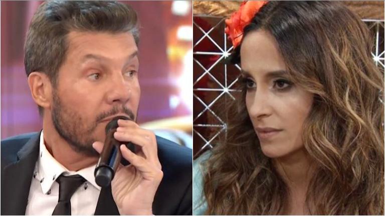 Tinelli, durísimo con Lourdes Sánchez en el Bailando: