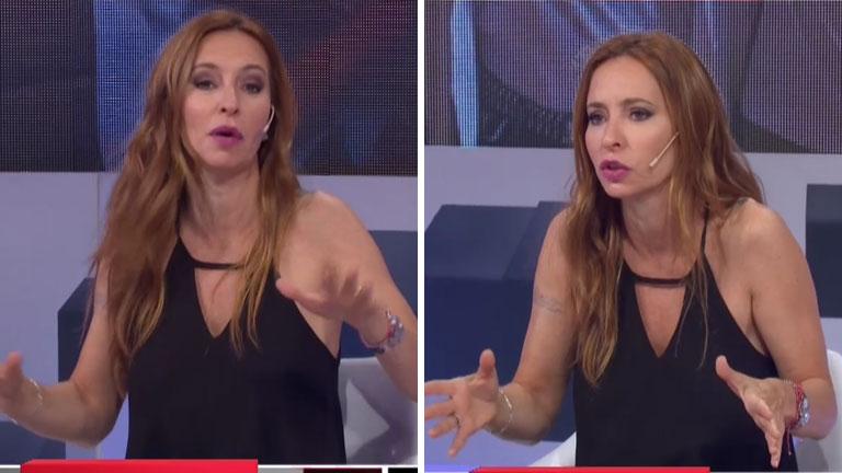 Analía Franchín:
