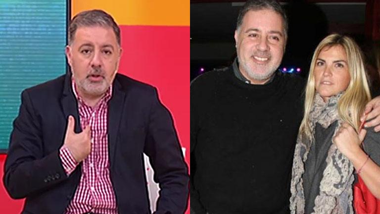 Fabián Doman contó que su hijo salió con la hija de su ex