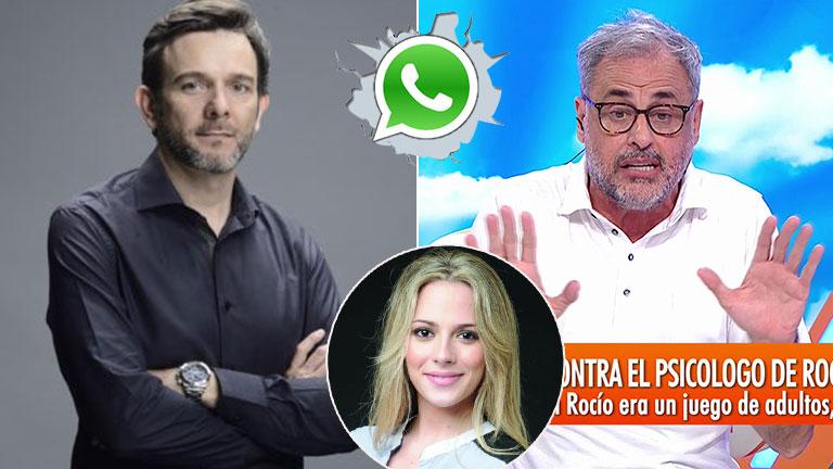 Gervasio Díaz Castelli habló de su audio sexual con Rocío Gancedo