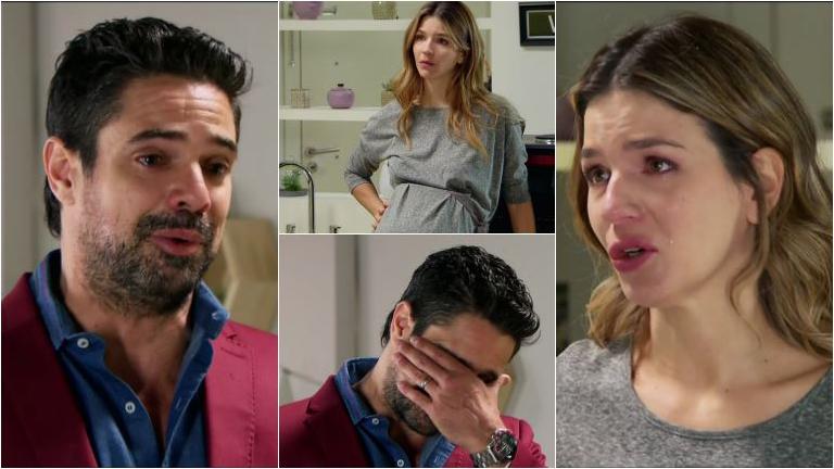 La conmovedora declaración de Lucía a Mariano en Las Estrellas: