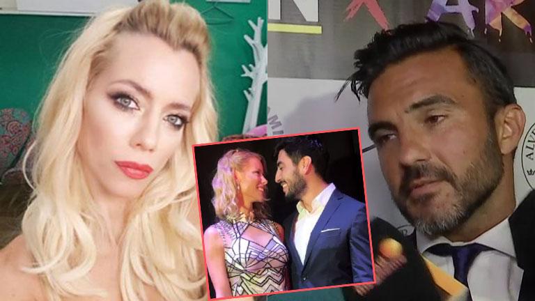 Nicole Neumann le respondió a Fabián Cubero tras sus dichos sobre Facundo Moyano