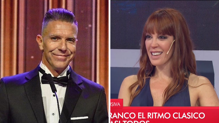 Miriam Lanzoni reveló el  divertido desacuerdo que tiene con Alejandro Fantino tras el divorcio