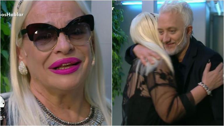 Silvia Süller quebró en llanto en PH por sus hijos: