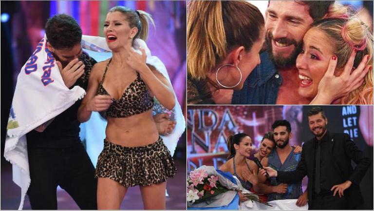 Fede Bal y Laurita Fernández son finalistas de Bailando 2017