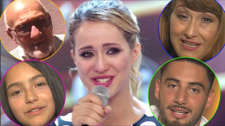 La emoción de Flor Vigna en la final de Bailando 2017