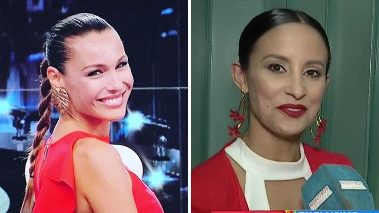 Lourdes Sánchez se autopostuló como reemplazo de Pampita en el jurado de Bailando 2018