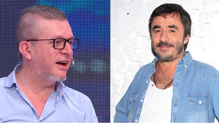 Alejandro Ripoll recordó su día de furia con Pablo Granados