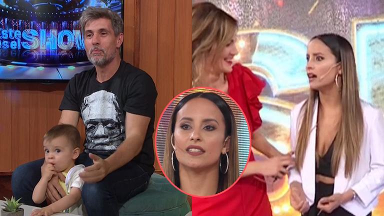 El reto de Lourdes Sánchez al Chato Prada en vivo