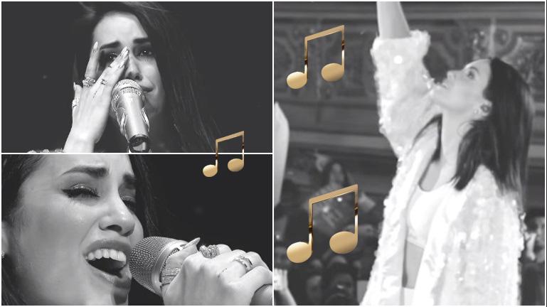 Lali Espósto presentó Tu sonrisa, su nueva canción dedicada a los que ya no están
