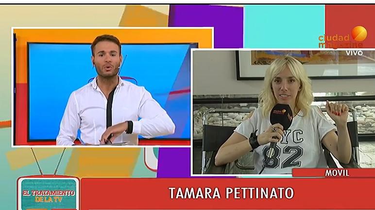 Tamara Pettinato: