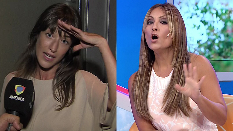 Camila Salazar, fuerte contra Marcela Tauro
