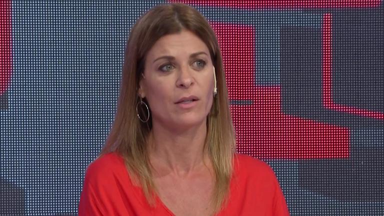 Eugenia Tobal habló de la maternidad en LAM