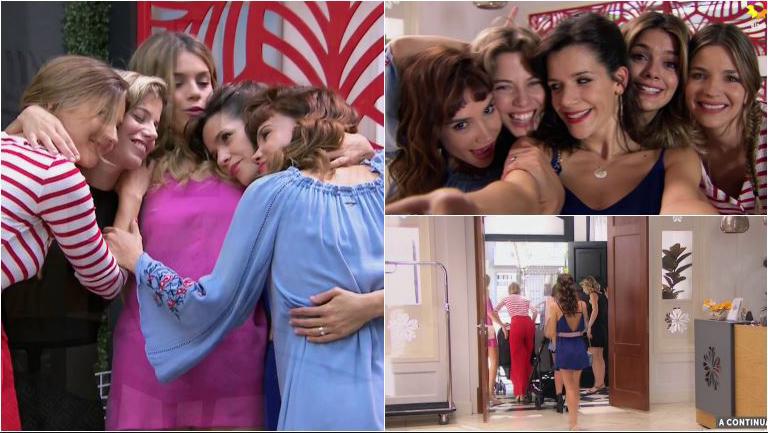 Así fue el final de Las Estrellas: las hermanas terminan juntas y el hotel no se cierra