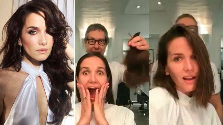 El radical cambio de look de Natalia Oreiro