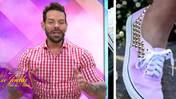 #TipVerano: bordá tus zapatillas
