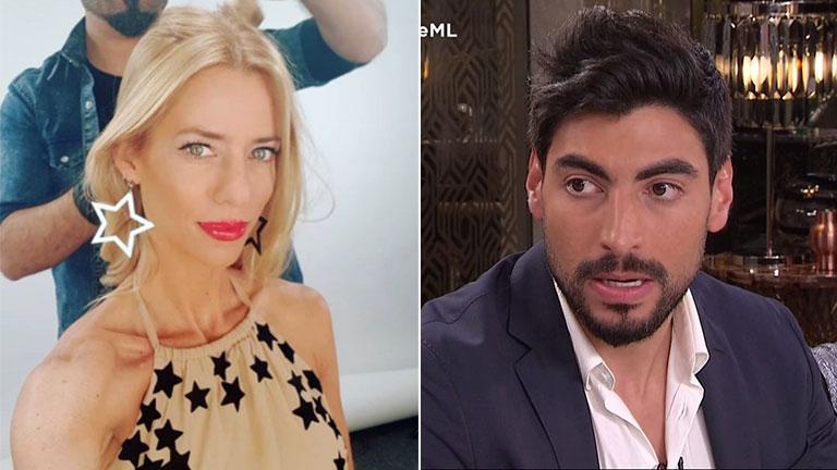 Facundo Moyano habló del final del romance con Nicole Neumann