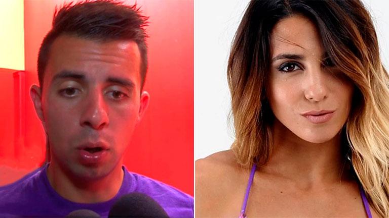 Matías Defederico habló del fin de la pareja con Cinthia Fernández
