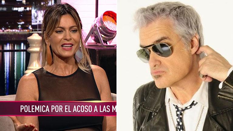 Karina Mazzocco denunció por acoso a Roberto Pettinato