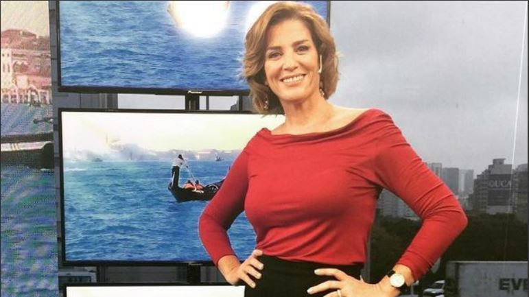 Así anunció Telenoche la sorpresiva muerte de Débora Pérez Volpin