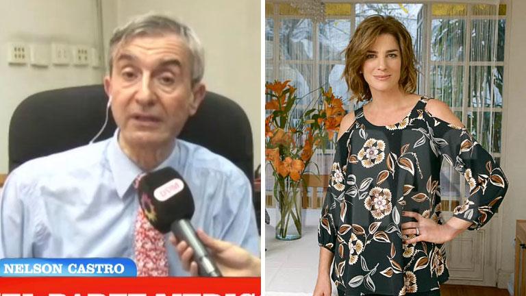 Nelson Castro explicó las dos hipótesis que se manejan sobre la muerte de Débora Pérez Volpin