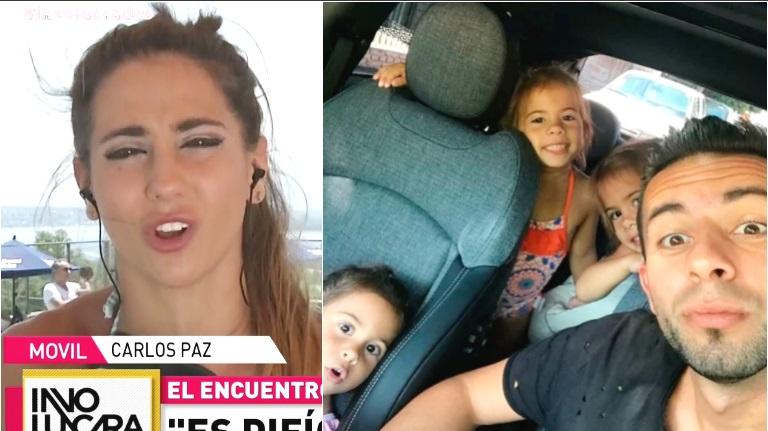 Cinthia Fernández habló de cómo fue el encuentro con Matías Defederico tras anunciar su separación