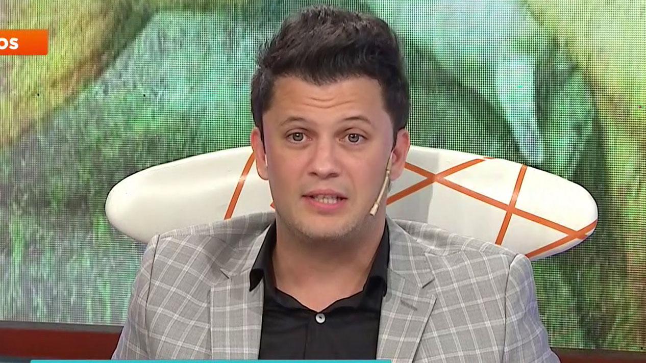 Darío Lopilato habló de la recuperación del cáncer de Noah Bublé