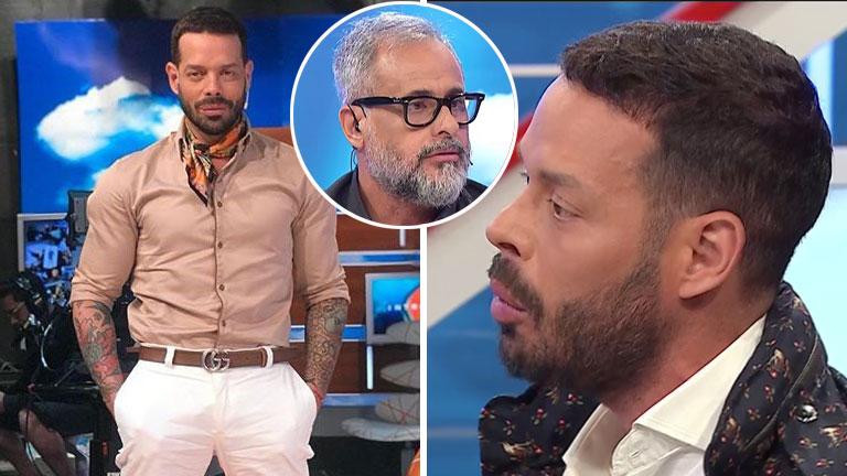Mariano Caprarola se confesó en Intrusos: