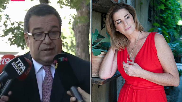La palabra del abogado del endoscopista que atendió a Débora Pérez Volpin