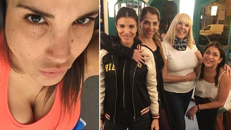 Andrea Rincón y una escandalosa versión: ¿la despidieron de Acaloradas por escupir y empujar a una productora?