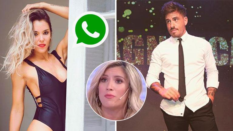 Becky Vázquez habló de su vínculo con Fede Bal tras ser señalada como la 'tercera en discordia'