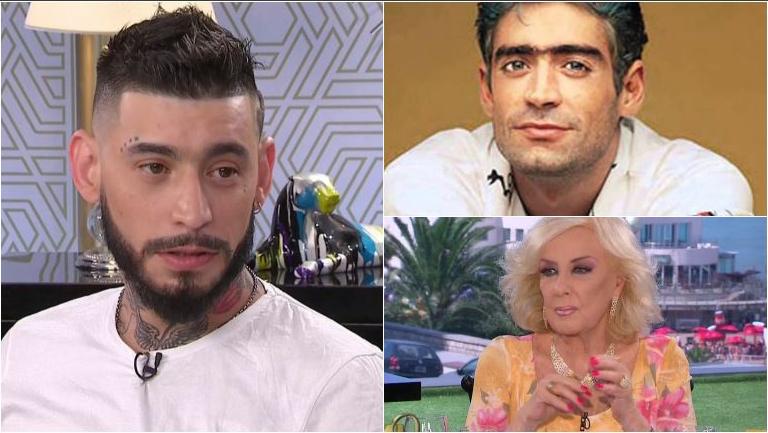 Ulises Bueno habló en la mesa de Mirtha sobre sus adicciones: