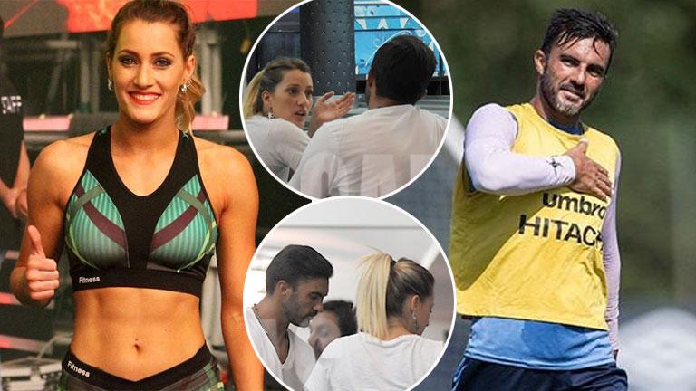 Mica Viciconte habló de su salida en parejas con Fabián Cubero, Maypi Delgado y Santiago Ladino
