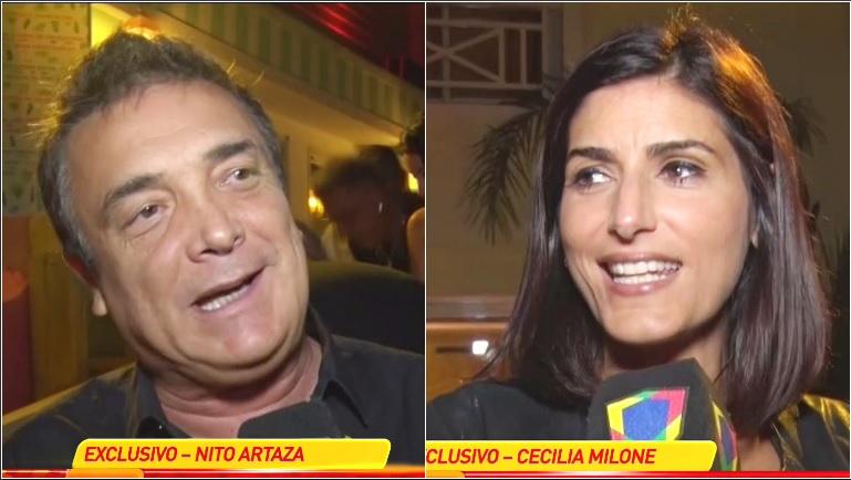 El deseo de Nito Artaza de ser papá y el freno de Cecilia Milone